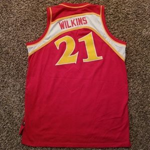 Reebok Other - Dominique Wilkins Jersey XL